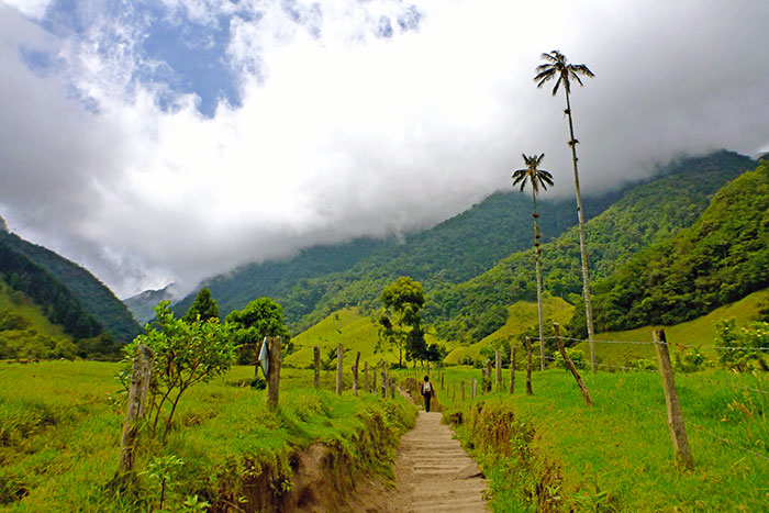 Colombia Family Walking & Hiking Tours