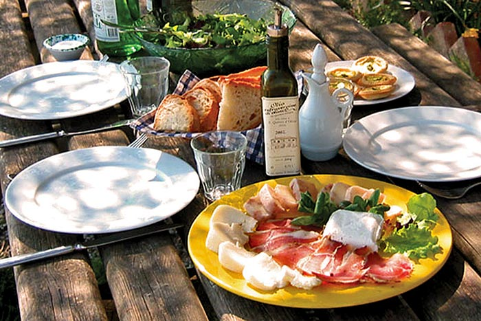 Italian Food -  Tuscany Active Culinary Walking and Hiking Tour