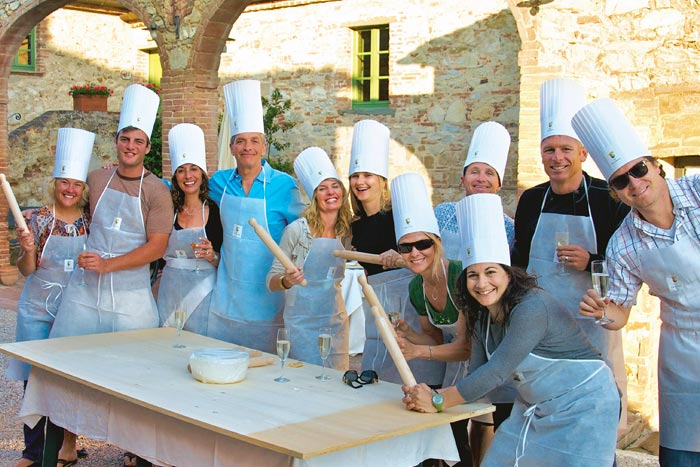 Backroads Tuscany Active Culinary Walking and Hiking Tour
