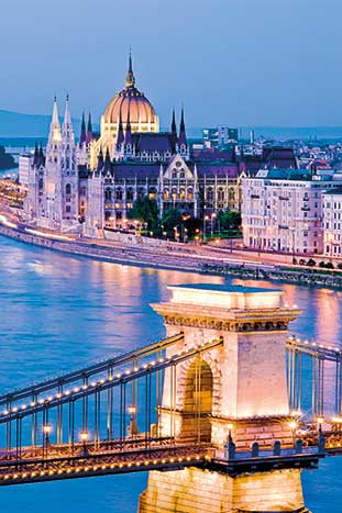 Danube River Cruise walking and Hiking Tour - Backroads
