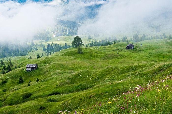Dolomites Italy Family Walking & Hiking Tour