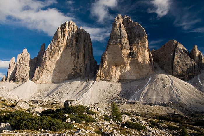 Dolomites of Italy, Backroads