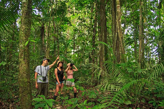 Galápagos, Andes & Amazon River Cruise Family Walking & Hiking Tour - Older Teens & 20s