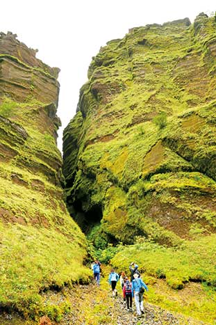 Iceland Walking & Hiking Tours