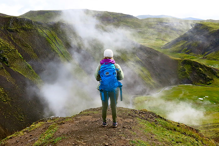 Hiking on Backroads Iceland Ocean Cruise Walking & Hiking Tour