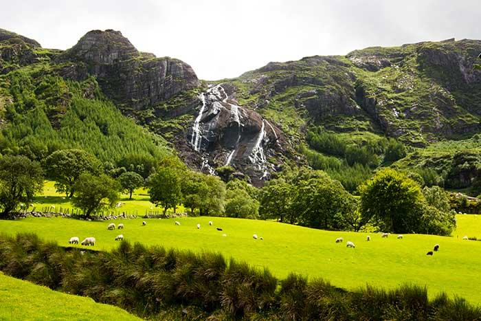 Ireland Waterfalls
