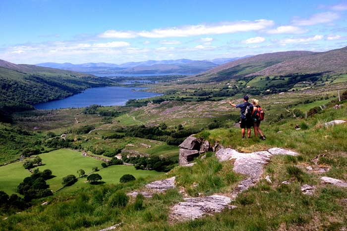 Backroads Ireland Family Breakaway Walking & Hiking Tour