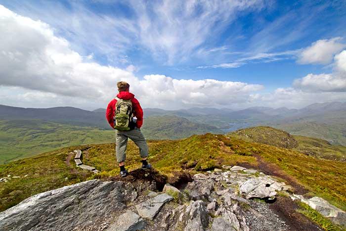 Ireland hiking tours