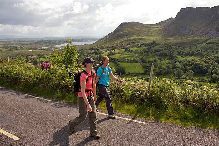 Hiking - Backroads Ireland Family Breakaway Walking & Hiking Tour