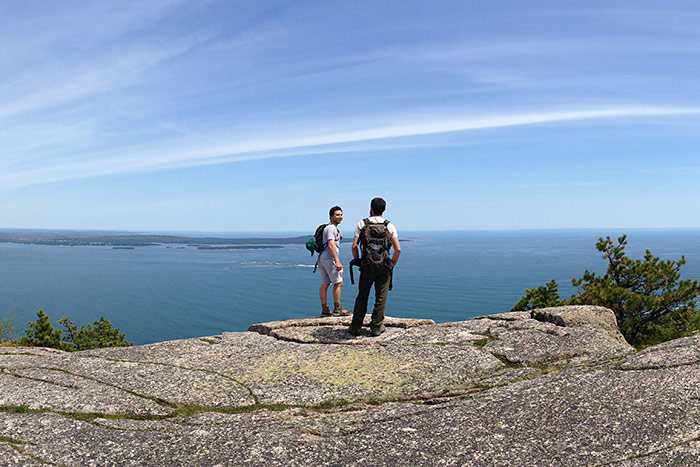 Acadia National Park - Maine Walking & Hiking Tour