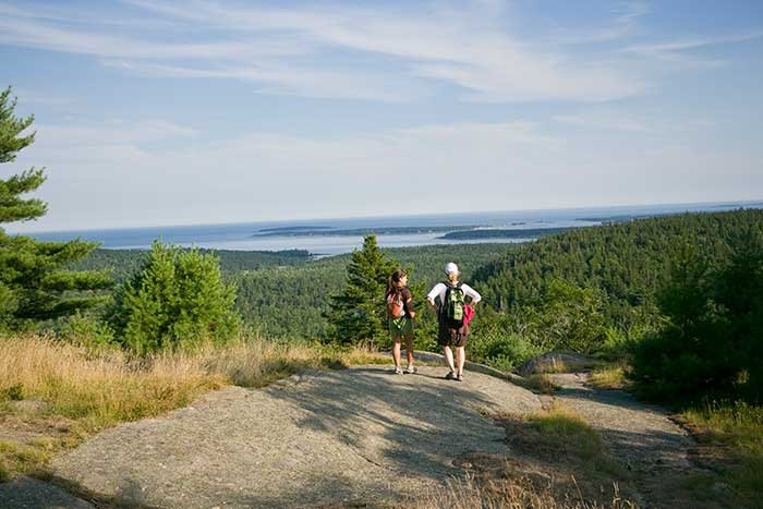 - Maine Walking & Hiking Tour