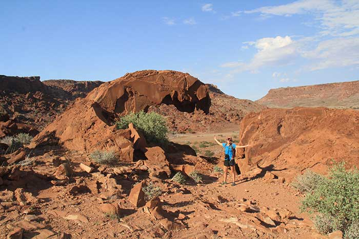 Hiking - Namibia & Zimbabwe Family Safari Walking Tour