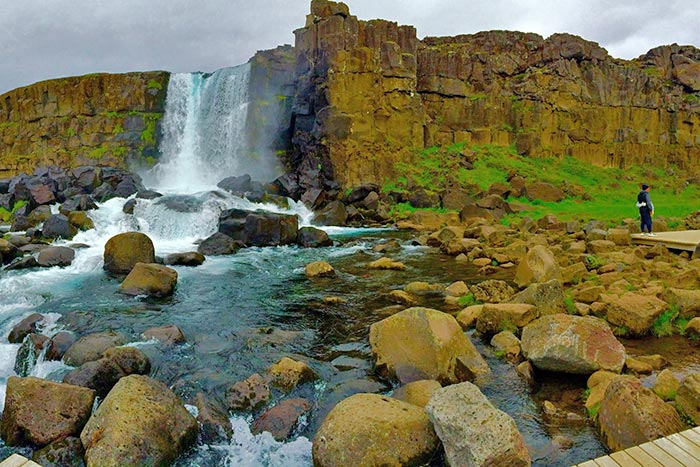 Hiking - Backroads Iceland Family Breakaway Walking & Hiking Tour