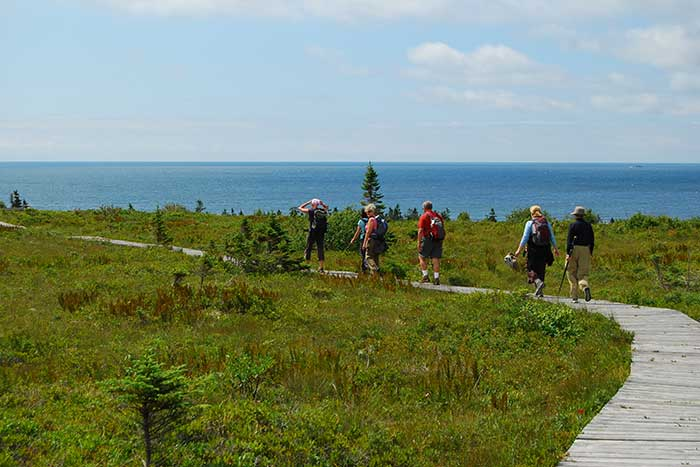 Backroads Nova Scotia Walking & Hiking Tours