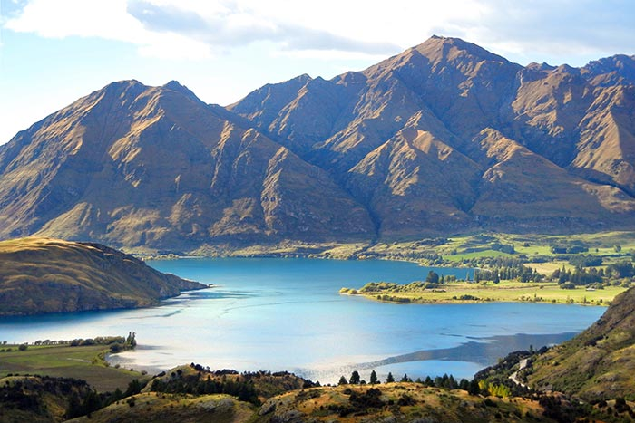 New Zealand Hiking Tours