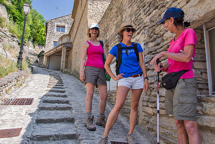 Hiking - Provence & Costa Brava Walking Tours