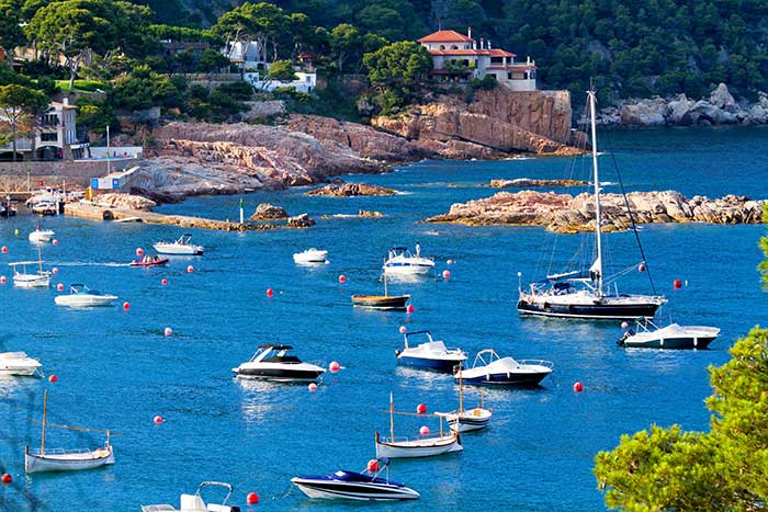 Provence & Costa Brava Walking Tours