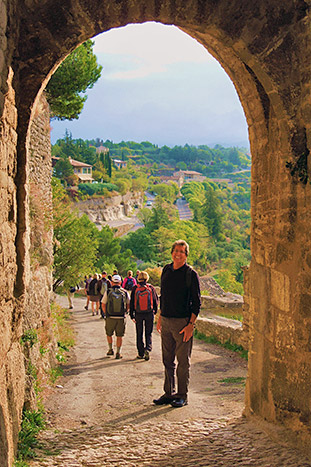 Provence to Costa Brava Walking & Hiking Tour