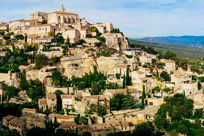 Gordes- Provence to Costa Brava Walking & Hiking Tour