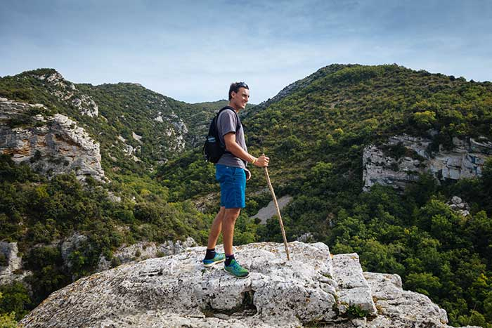Backroads Provence to Costa Brava Family Walking & Hiking Tour