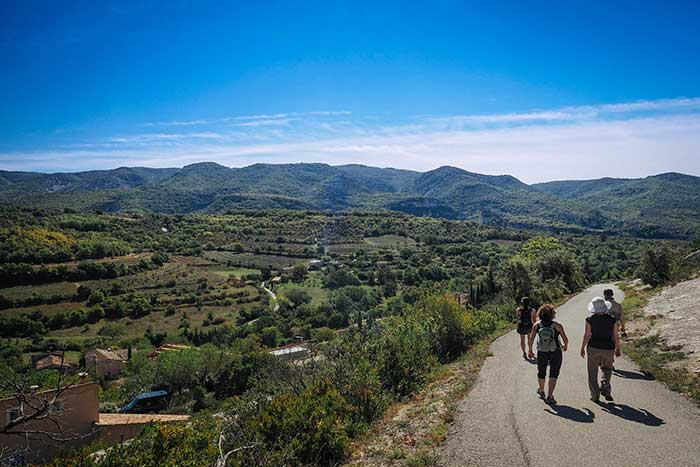 Provence, France to Costa Brava, Spain - Family Breakaway Walking & Hiking Tour