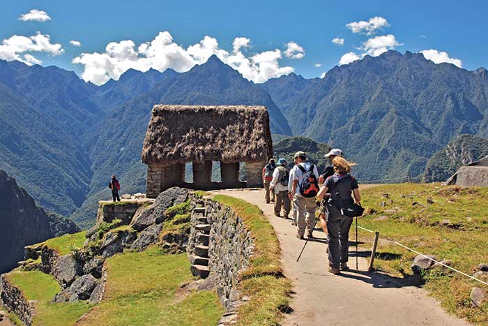 Hiking on Backroads Peru Walking & Hiking Tour