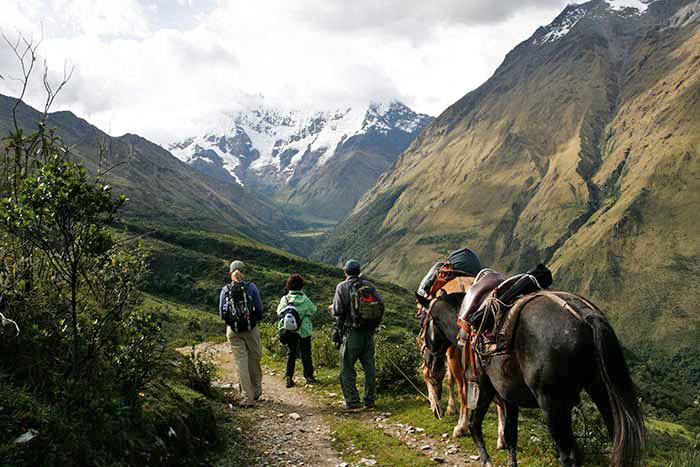 machu picchu trek tours trekking peru trekking machu picchu