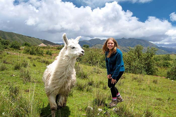 Peru Family Walking & Hiking Tour