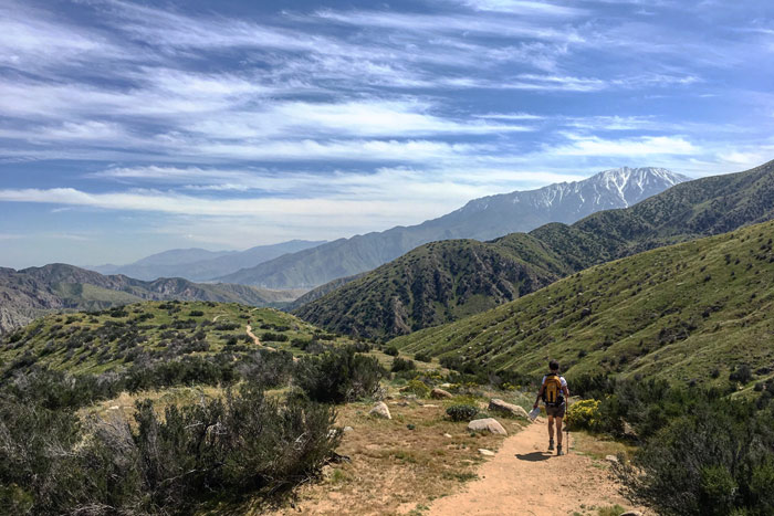 Pacific Crest Trail, Backroads Palm Springs & Joshua Tree Walking Tour