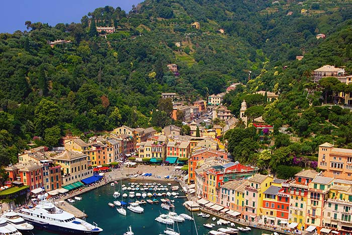 Portofino - Backroads Piedmont to Portofino Walking & Hiking Tour