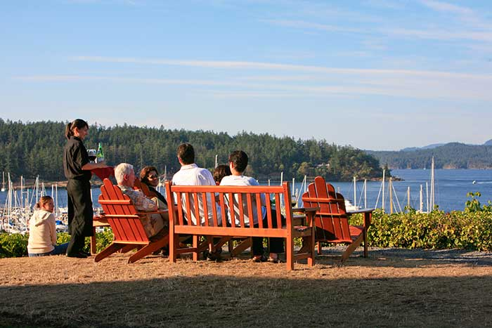 The San Juan Islands, Victoria & Olympic National Park Walking & Hiking Tour