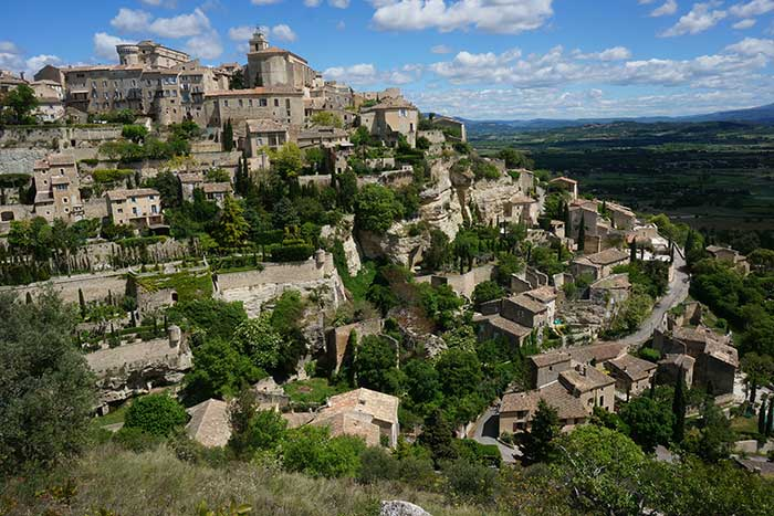 Gordes on Backroads Provence Active Culinary Walking Tours