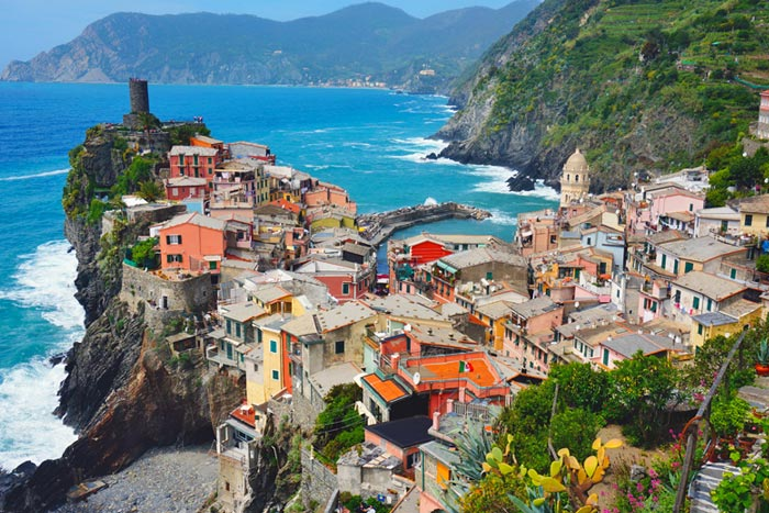 Backroads Cinque Terre & Tuscany Walking & Hiking Tour
