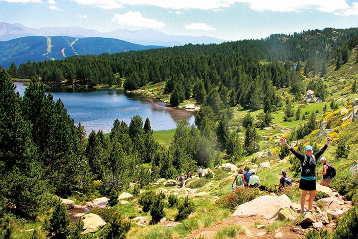 Spanish Pyrenees to Costa Brava Walking & Hiking Tour