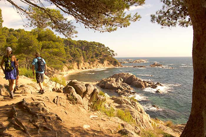 Hiking - Backroads Costa Brava to Spanish Pyrenees Family Walking & Hiking Tour