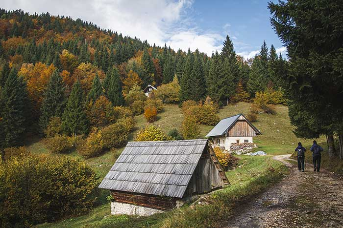 Slovenia & Croatia Walking & Hiking Tour