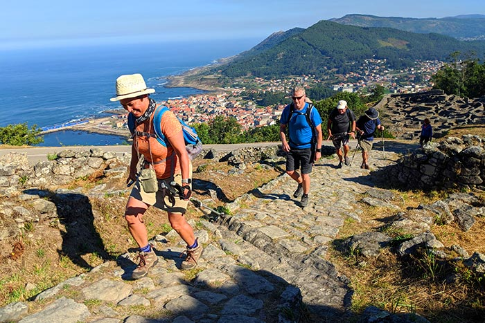 Count de Calheiros - Camino de Santiago Walking & Hiking Tour