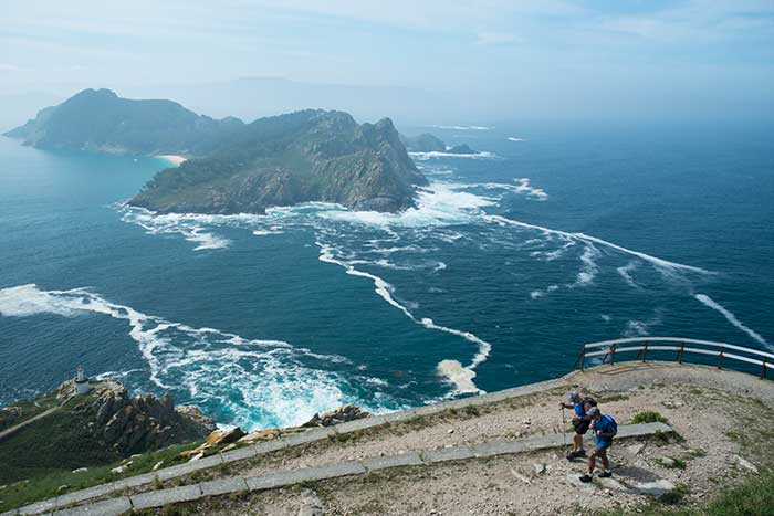Cies Islands - Hiking Tour