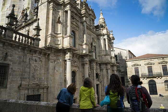 Santiago de Compostela - Camino de Santiago Family Walking Tour