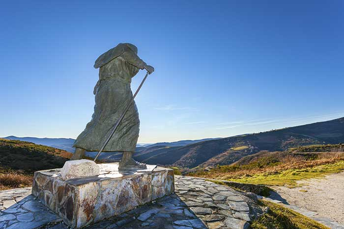 Backroads Camino de Santiago family hiking tours