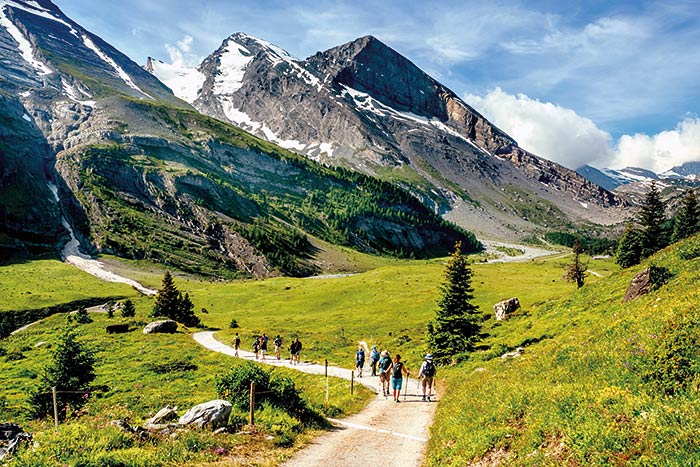 Switzerland Walking & Hiking Tour