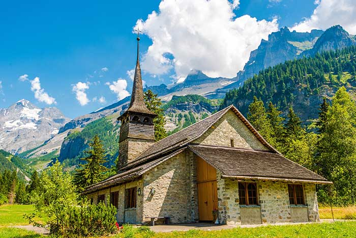 Backroads Switzerland walking & hiking tour