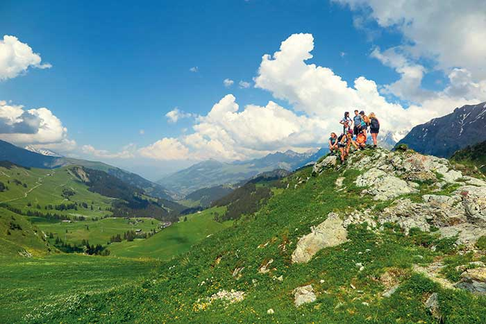 Hiking on Backroads Switzerland Family Breakaway Walking & Hiking Tour