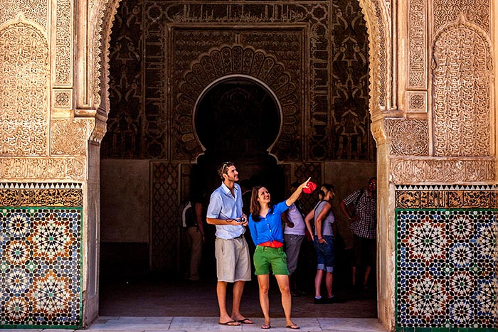 Morocco walking & hiking tour