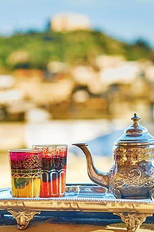 Tea on Backroads Morocco walking & hiking tour