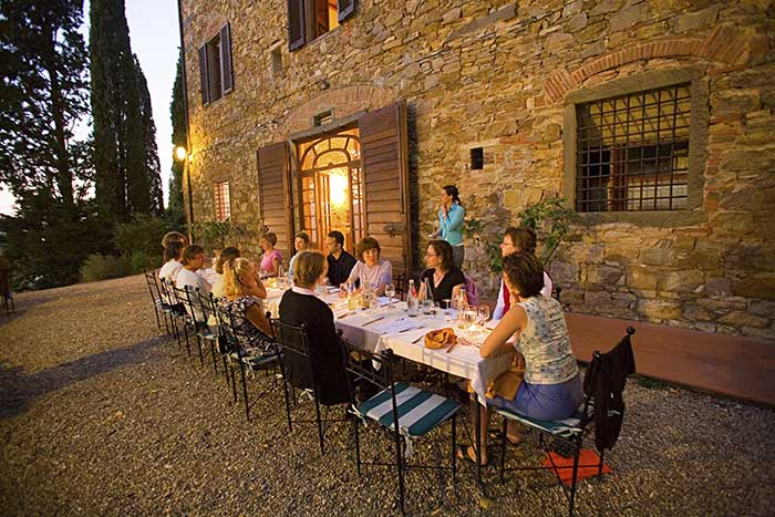 Dining on Backroads Tuscany & Umbria Walking & Hiking Tour