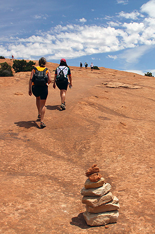 Arches & Canyonlands Walking & Hiking Tour