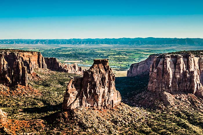 Colorado National Monument Walking & Hiking Tour