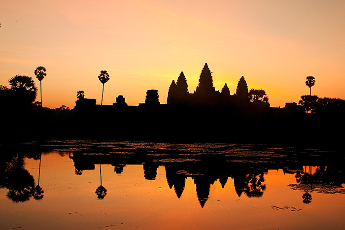 Angor Wat - Backroads Vietnam & Cambodia Walking Tour