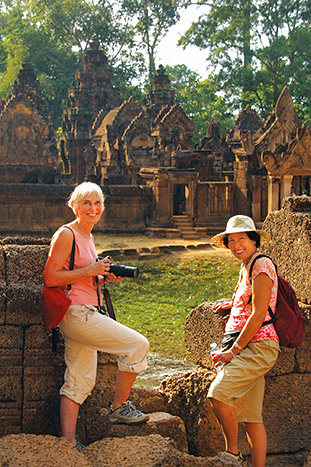 Hiking - Backroads Vietnam & Cambodia Walking Tour
